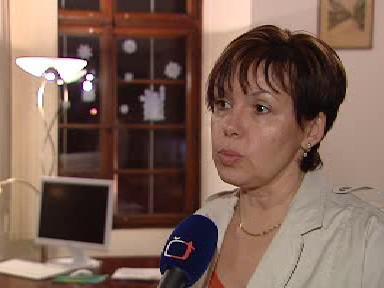 Odvolaná hostivická starostka Iva Koptová