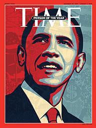 Barack Obama osobností roku podle Time