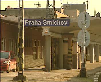 Nádraží Praha Smíchov