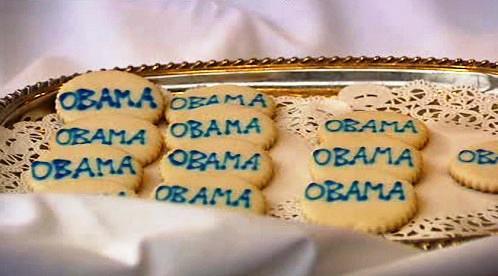 Koláčky se jménem Obamy