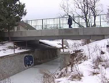Nový most v Mirošově