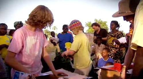 Lucas Schaus v Senegalu