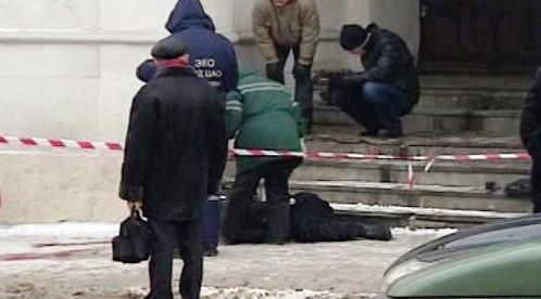 Advokáta rodiny zavražděné Čečenky zastřelili v centru Moskvy