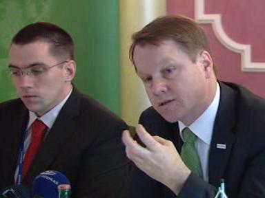 Martin Bursík a Pavel Zámyslický