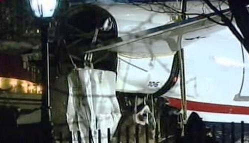 Vrak letadla A320