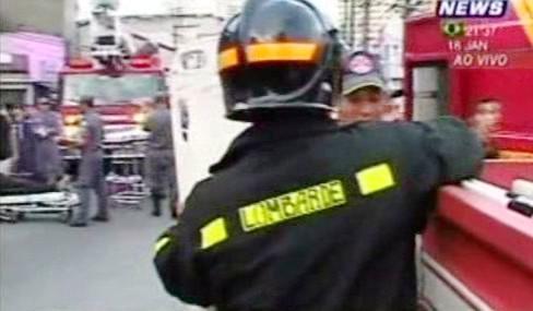 Brazilští hasiči