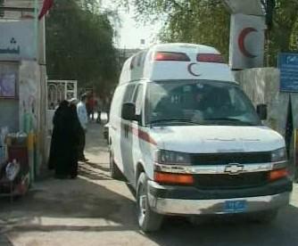 Irácká sanitka