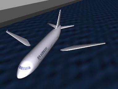 Zřícení airbusu