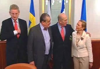 Delegace EU v Izraeli