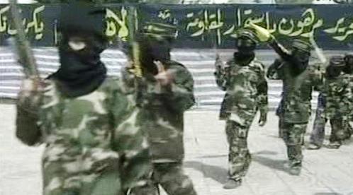Dětští přívrženci Hamasu