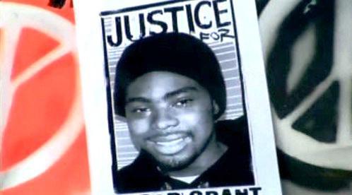 Zavražděný Oscar Grant