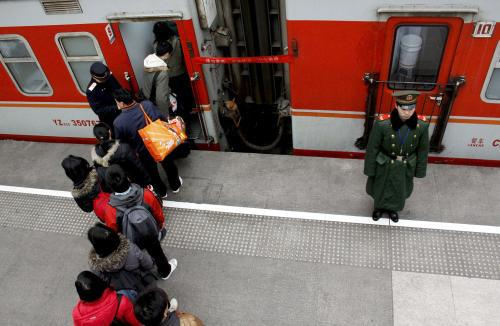 Fronta na vlak