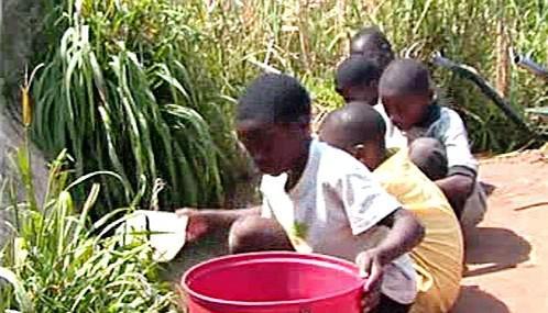 Zimbabwské děti