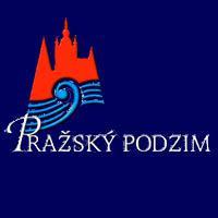Logo hudebního festivalu Pražský podzim