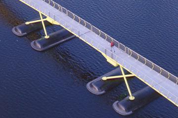 Most pro pěší v Londýně
