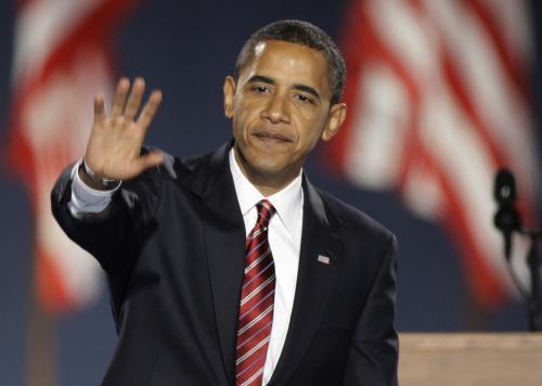 Prezident Spojených států Barack Obama