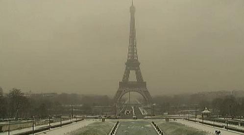 Kalamita v Paříži