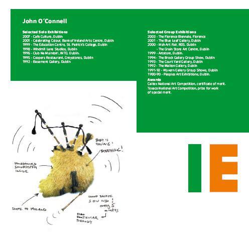 Katalog Entropa - Irsko