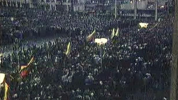 Demonstrace za litevskou nezávislost