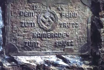 Německé hroby