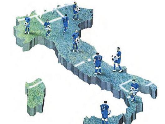 Entropa - Itálie