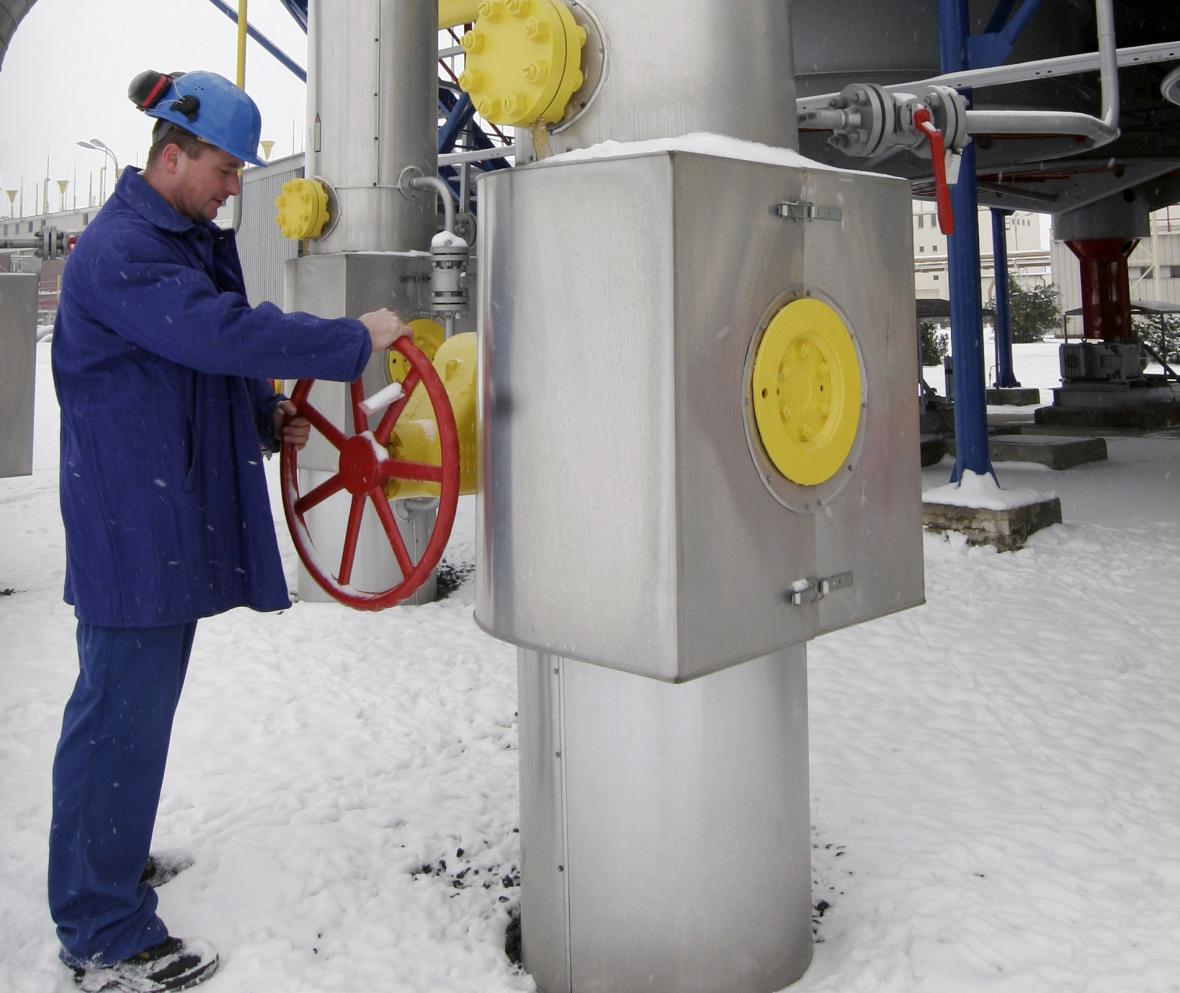 Kompresní plynová stanice