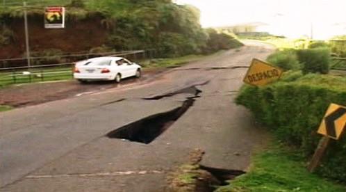 Zemětřesení v Kostarice