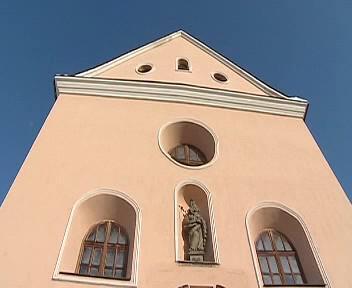 Kostel sv. Josefa v Chrudimi