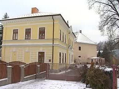 Budova mateřské školky