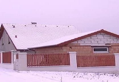 Nový rodinný dům v Chanovicích