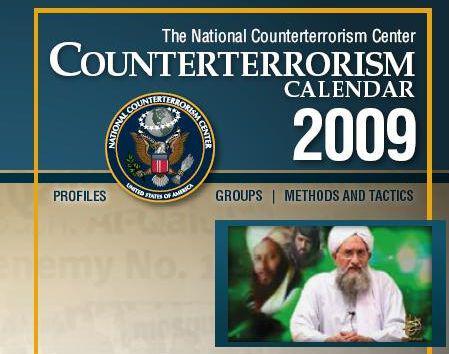 Antiteroristický kalendář