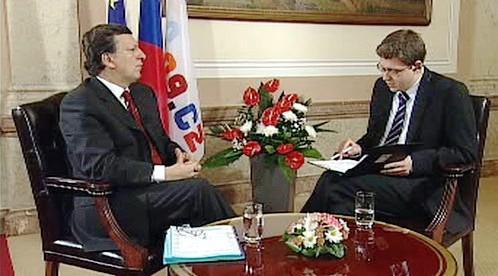 José Barroso a Bohumil Vostal