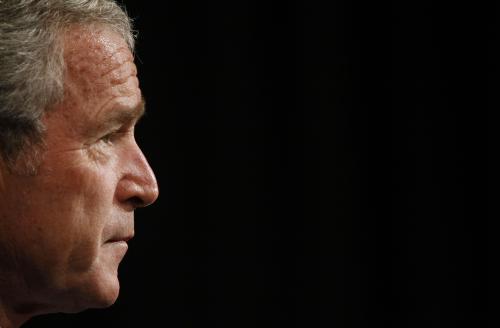 Americký prezident George Bush
