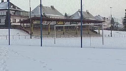 Sportovní areál v Chodově