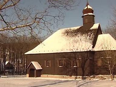 Kostelík v České Jiřetíně