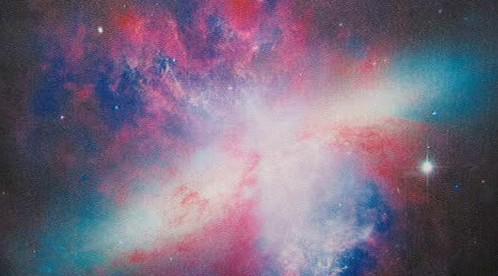 Fotografie vesmíru z ESO
