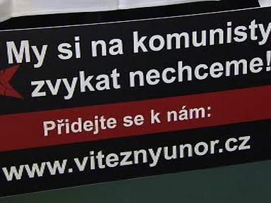 Protikomunistická petiční akce