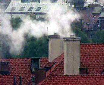 Kouřící komíny