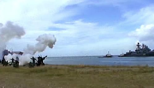 Ruská válečná flotila