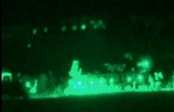 Izraelští vojáci zahajují invazi
