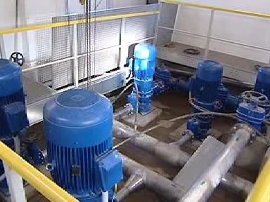 Technologie úpravny vody