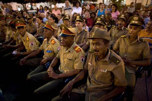 Kubánští důstojníci