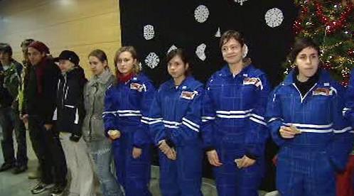 Děti z Expedice Mars