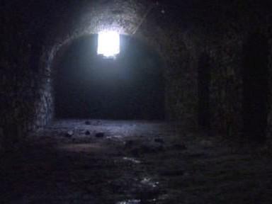 Podzemí strakonického hradu