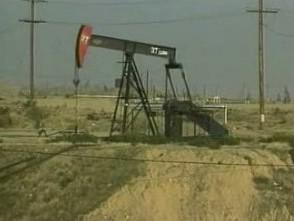 Těžba ropy