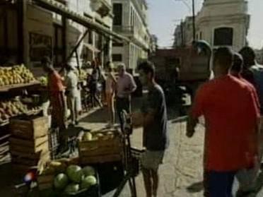 Kubánská tržnice