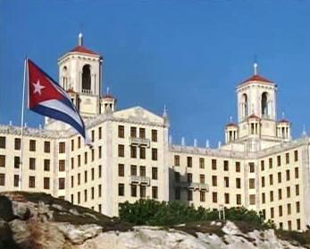 Havanský hotel Nacional