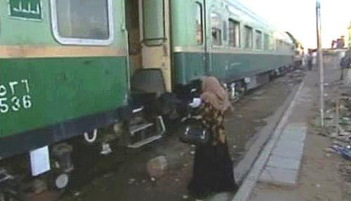 Bagdádský vlak