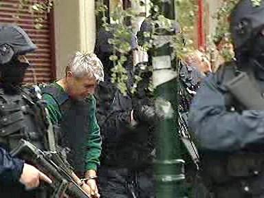 Zadržený Bohumír Ďuričko