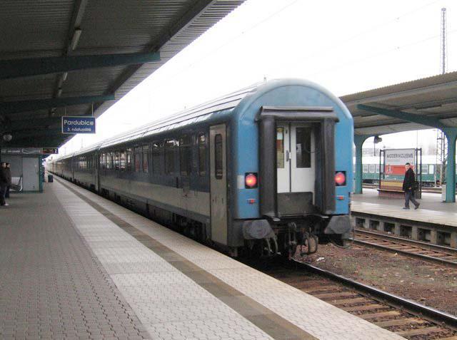 Maďarský vlak